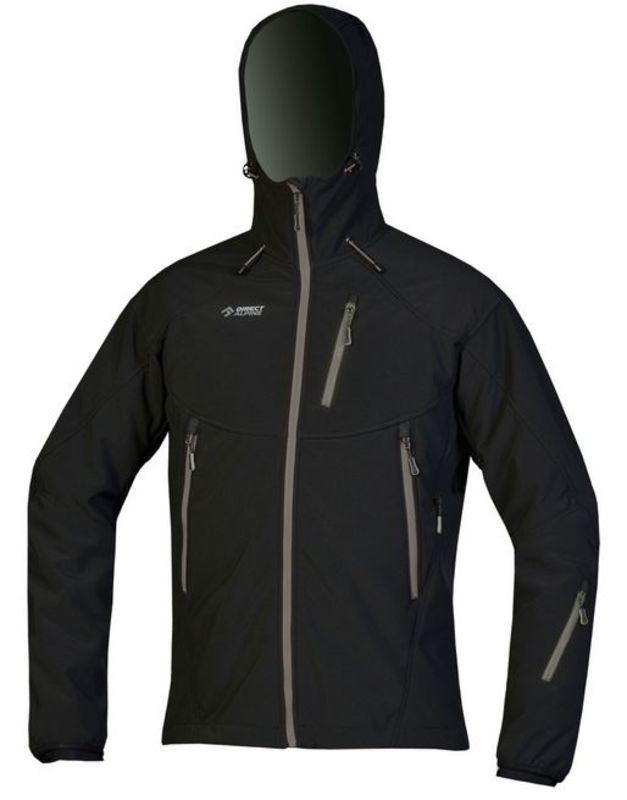 Bunda Direct Alpine Shivling black/grey
