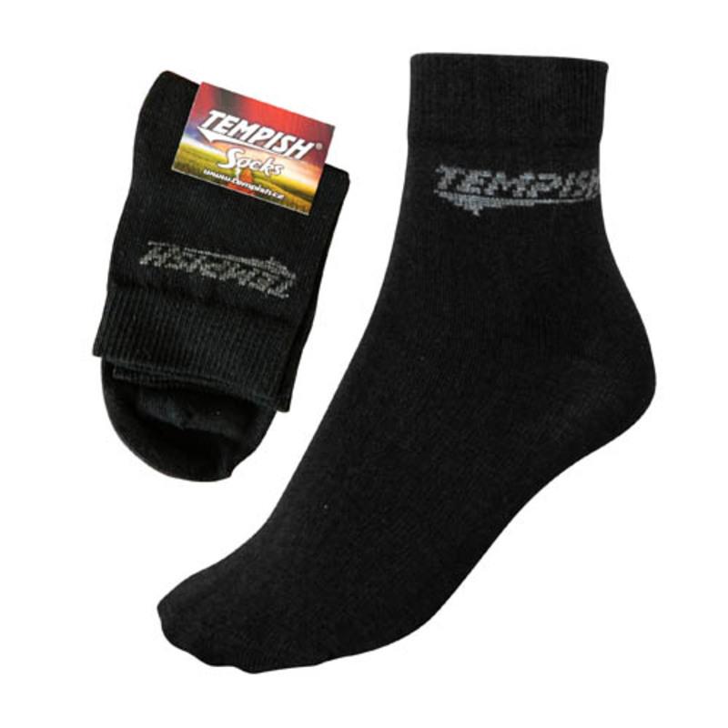 Ponožky Tempish Soft black
