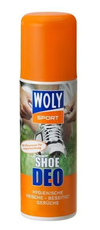 Deodorant Woly Šport Shoe Deo 125ml 5047