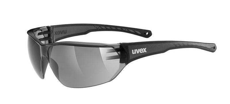 Športové okuliare Uvex Sportstyle 204 smoke (2110)