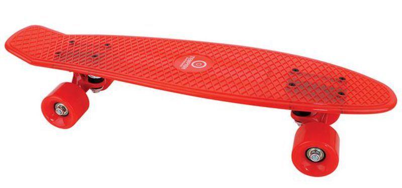 Skateboard Tempish BUFFY STAR red