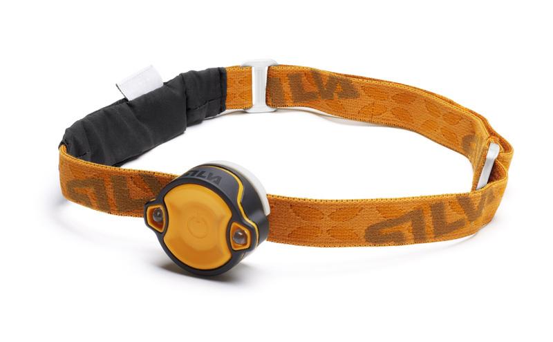 čelovka Silva Siju Orange 37244-1