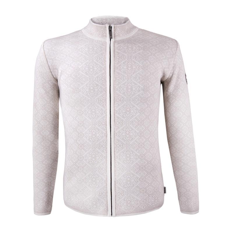 Dámsky sveter Kama 5003 101 prírodne biely