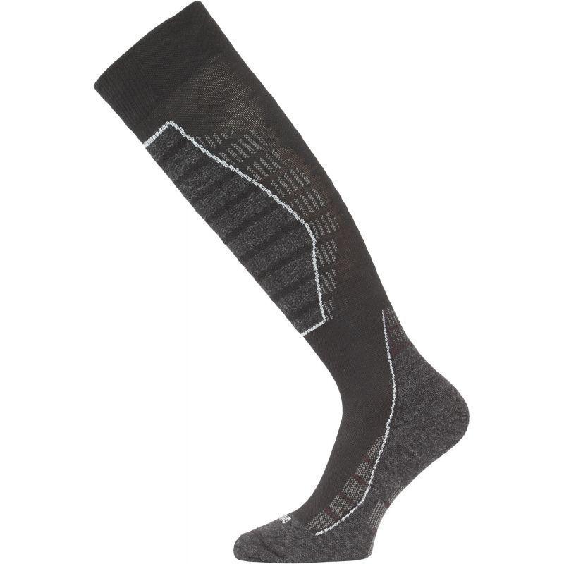 Ponožky Lasting SWK 901 čierna S (34-37)