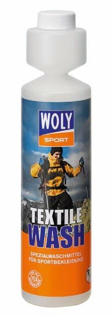Pracie prostriedok WOLY SPORT - TEXTILE WASH 5021