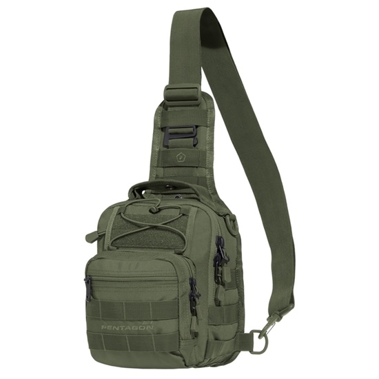 Taktická brašňa cez rameno PENTAGON® UCB 2.0 zelená