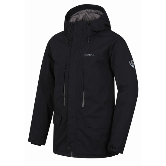 Parka HANNAH nicon anthracite XL
