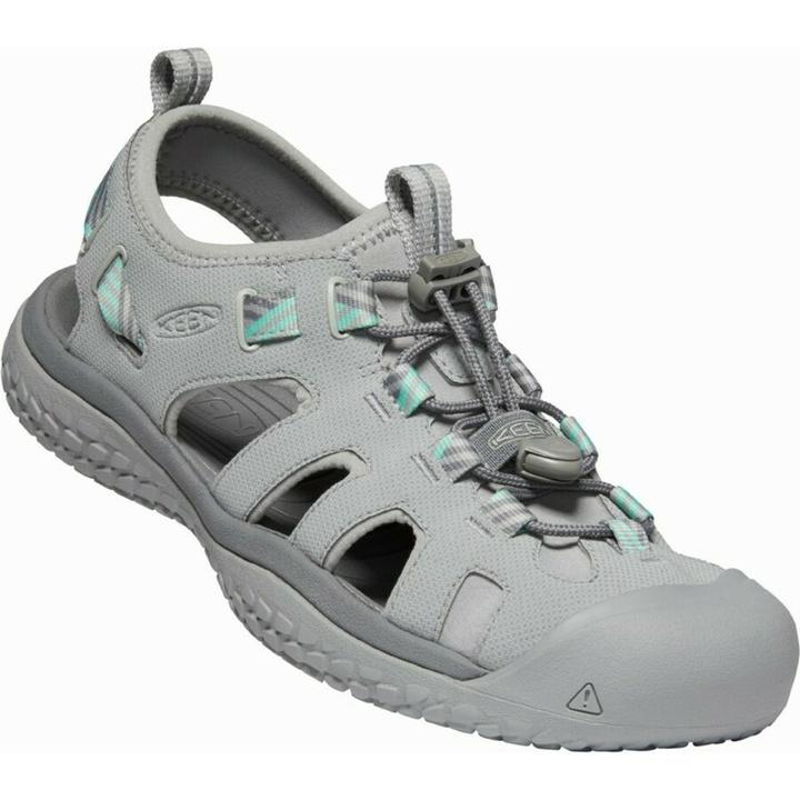 Sandále Keen SOL R sandále dámske light sivá/oceánska wave 8 US