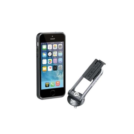 Obal Topeak RideCase pre iPhone 5, 5s, SE čierny TT9833B