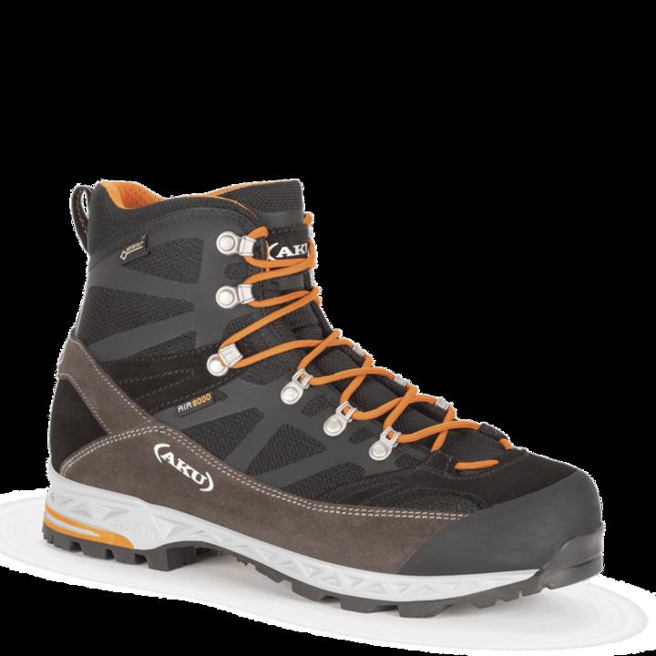 Pánske topánky AKU 844 Trekker Pro GTX čierno / oranžová 10 UK