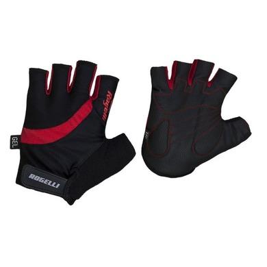 Cyklistické rukavice Rogelli STRADA, červené 006.351. L