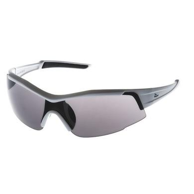 Cyklistické športové okuliare Rogelli BRANTLY s výmennými sklami, biele