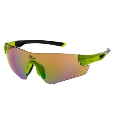 Športové okuliare Rogelli WRIGHT s výmennými sklami, reflexná žlté 009.249.