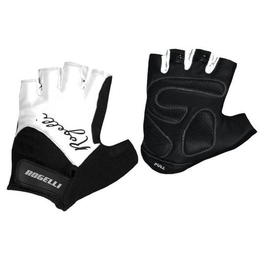 Dámske rukavice na kolo Rogelli DOLCE, biele 010.614. S