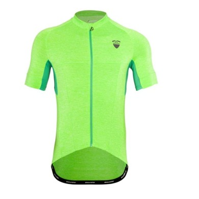 Pánsky cyklistický dres Silvini Autore MD1203 zelená