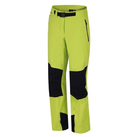 Nohavice HANNAH Messi lime punch / anthracite 40