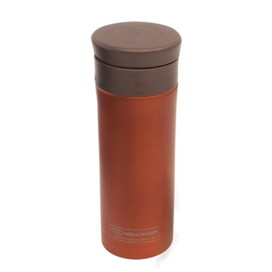 Termoska HIGHLANDER Thermal Mug 500ml oranžová