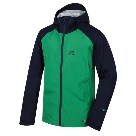 Bunda HANNAH Haken bright green / black kosatec XL