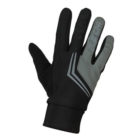 Zimné rukavice Lasting s gélovú dlaní GW31 900 S