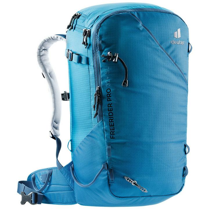 Dámsky batoh Deuter Freerider Pro 32+SL bay / azure