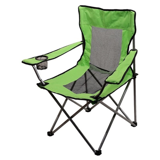stolička kempingový skladacia Cattara NET