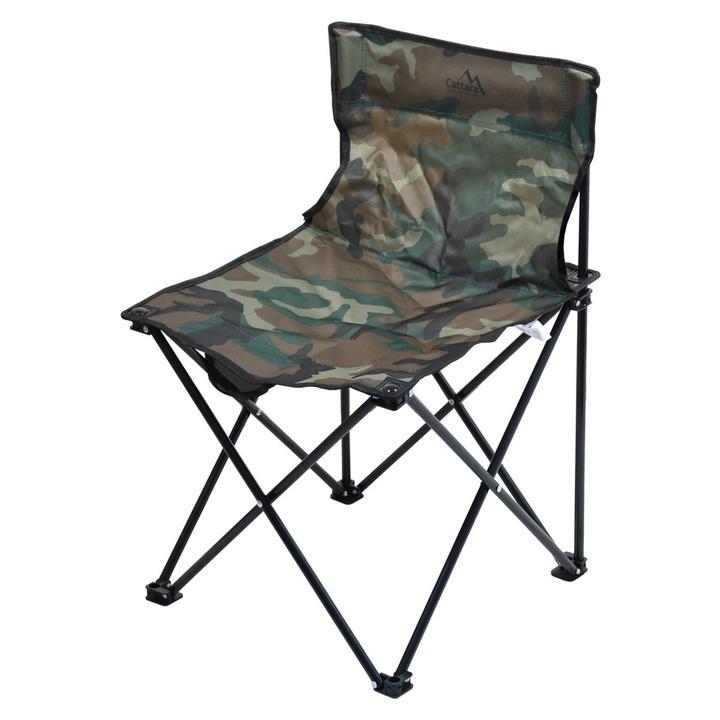 stolička kempingový skladacia Cattara BARI ARMY