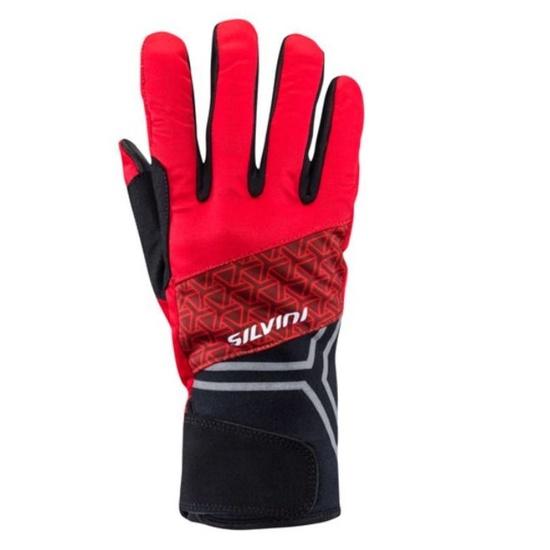 Zimné rukavice Silvini Arno UA1307 red S