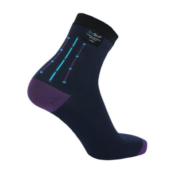 Ponožky DexShell Ultra Flex Sock Navy L