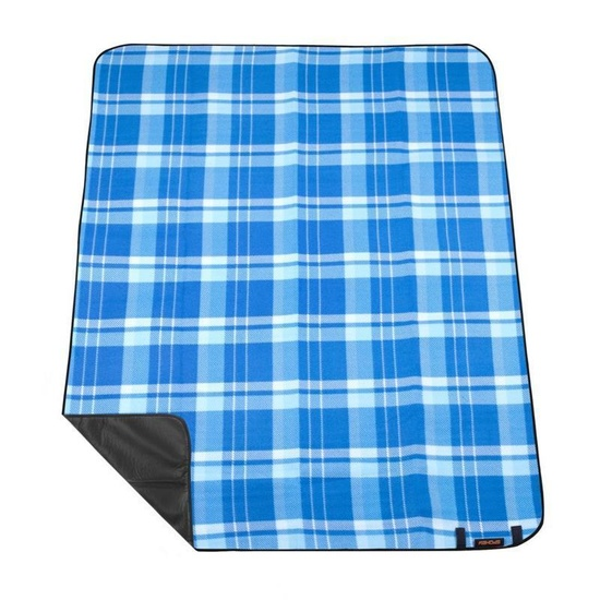 Pikniková deka s popruhom Spokey PICNIC MOOR