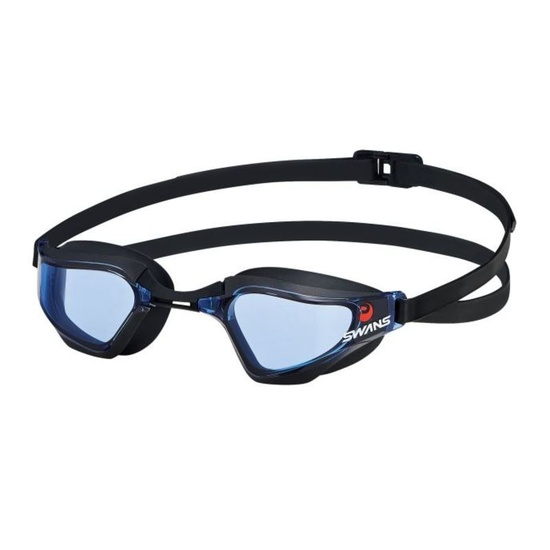 Závodné plavecké okuliare Swans SR-72N PAF_BLBK