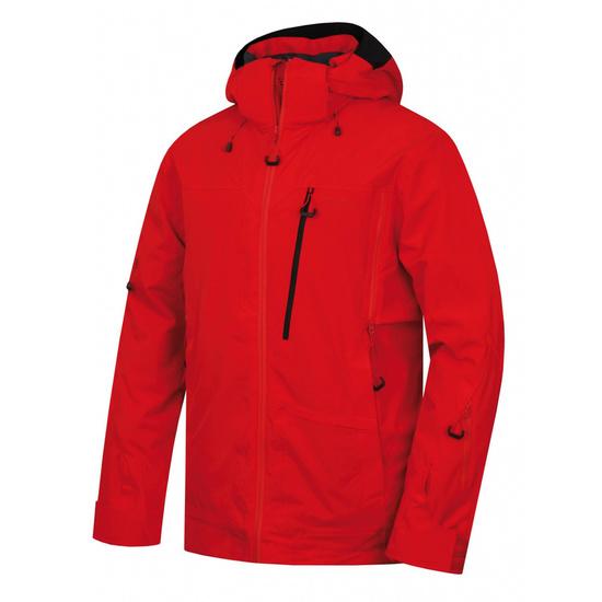 Pánska lyžiarska bunda Husky MONTRE M červená XL