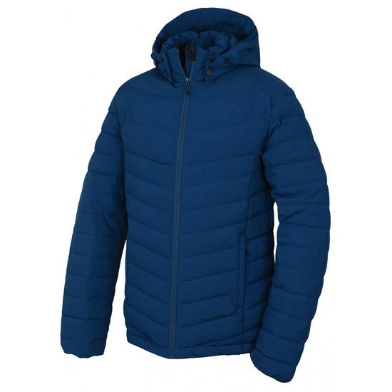 Pánska páperová bunda Husky Donnie M modrá M