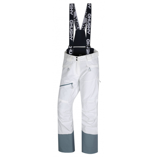 Dámske lyžiarske nohavice Husky Gilep L biela S