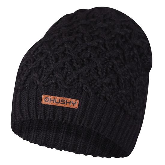 Dámska čiapka Husky Cap 33 čierna S-M