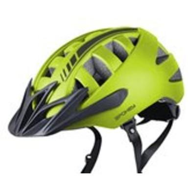 Cyklistická prilba Spokey SPEED 58-61 cm žltá