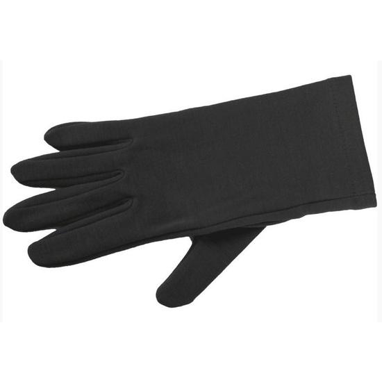 Merino rukavice Lasting ROK 9090 čierne S
