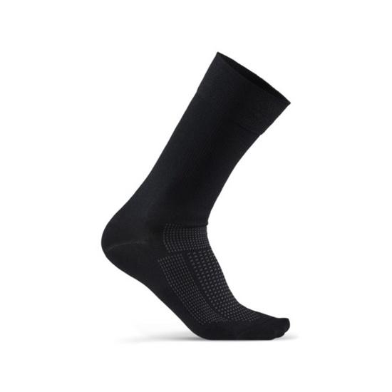 Ponožky CRAFT Essence 1908841-999000 čierna 46-48