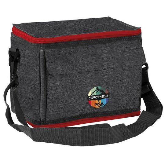 Termo taška Spokey IceCube 2 NEW s chladiacim gélom vo stenách 5 l
