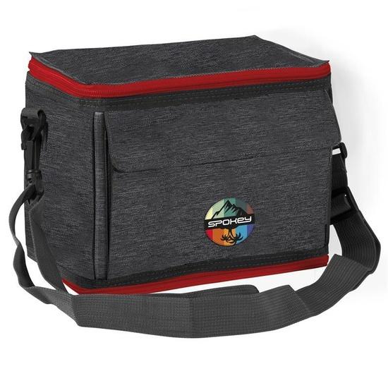 Termo taška Spokey IceCube 3 NEW s chladiacim gélom vo stenách 8 l