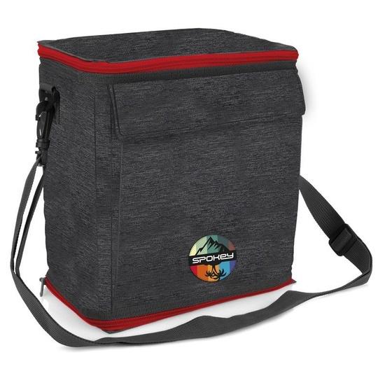 Termo taška Spokey IceCube 4 NEW s chladiacim gélom vo stenách 12 l