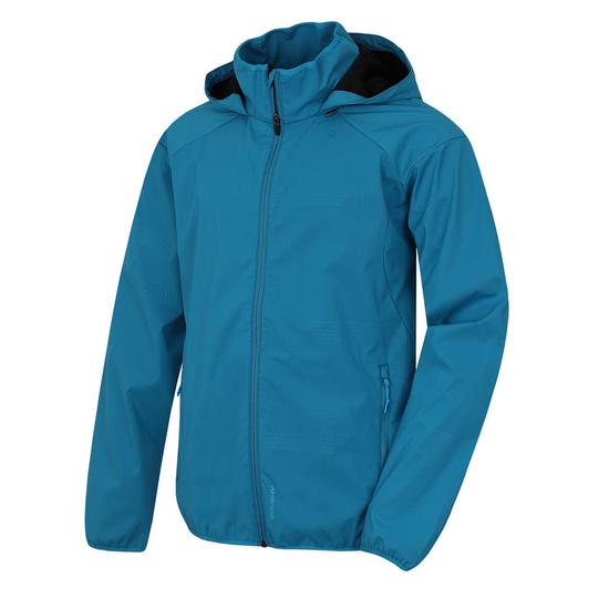 Pánska softshellová bunda Husky Sally M modrá L