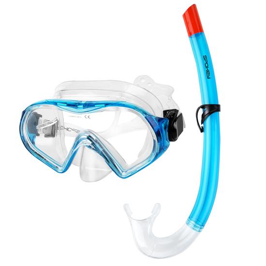 Sada pre potápanie Spokey risk maska + šnorchel