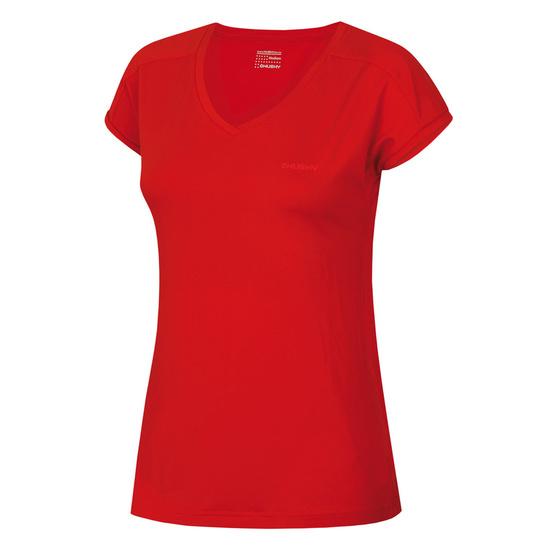 Dámske triko Husky Toni L červená L