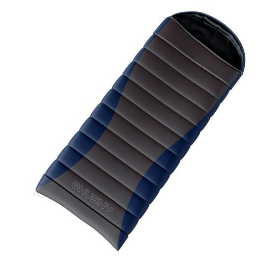 Spacák Péřový Husky Drafy -20°C modrá