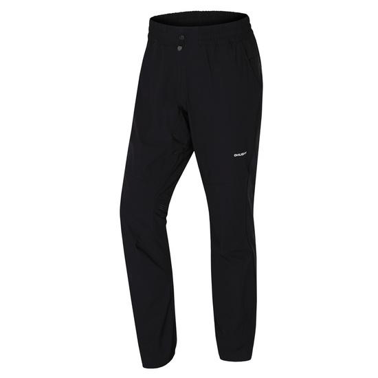 Pánske softshellové nohavice Husky Speedy Long M čierna S