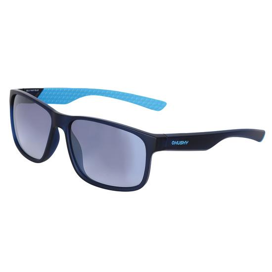 Športové okuliare Husky Selly čierna / modrá