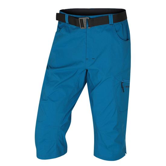 Pánske 3/4 nohavice kléru M tm. modrá M