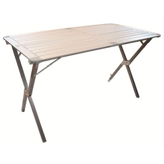 Skladacia stolík HIGHLANDER Alu veľký
