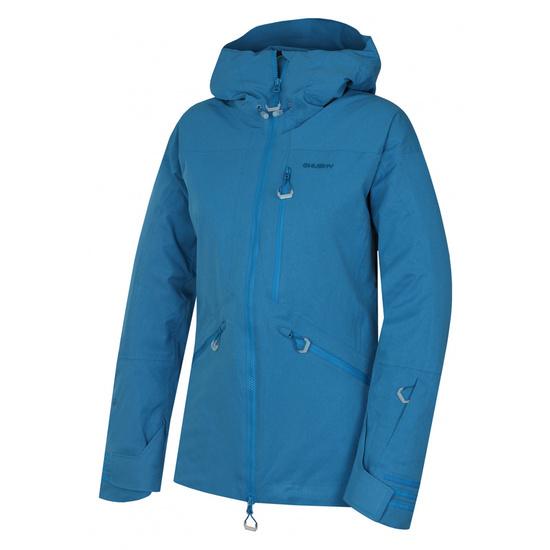 Dámska lyžiarska bunda Husky gomez l modrá L