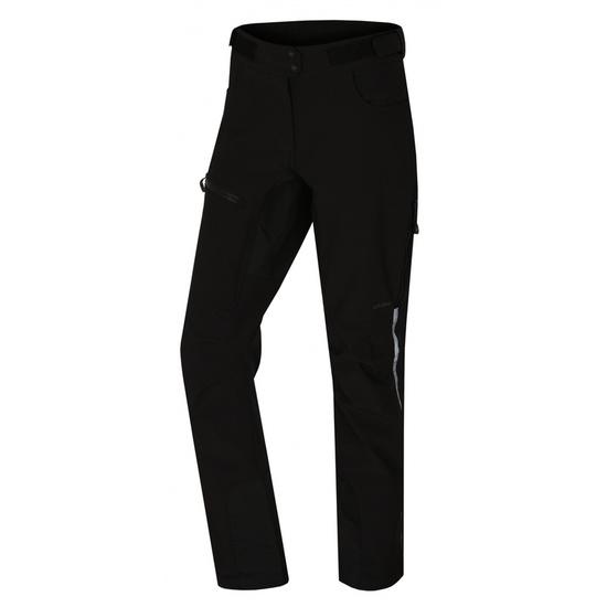 Dámske softshell nohavice Husky kesónov L čierna XL